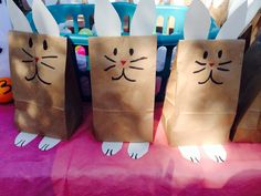 Easter Bunny Goodie Bags