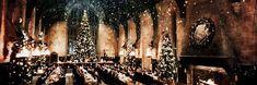 Christmas at Hogwarts Christmas Twitter Headers, Cute Headers For Twitter, Twitter Banner, Twitter Header Photos, Twitter Backgrounds, Twitter Layouts, Halloween Cover Photos, Halloween Facebook Cover, Christmas Facebook Cover