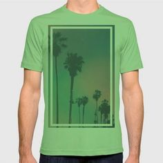 (Unisex Venice Beach CA. T-Shirt) #Beach #California #City #Digital #EditedUsingMexturesAppLandscape #Landscape #Nature #Outdoors #Palmtrees #Photography #Sky is available on Funny T-shirts Clothing Store   http://ift.tt/2d6UWu2