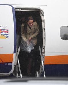 Catherine, Duchess of Cambridge arrives for an official welcome performance during their visit to first nations Community members on September 25, 2016 in Bella Bella, Canada.