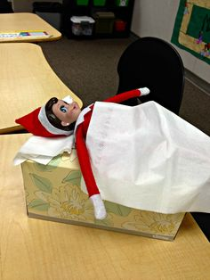 elf on the shelf ideas Remember to visit www.sealedbysanta.com
