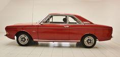 Ford Taunus P6 15M XL - 1969
