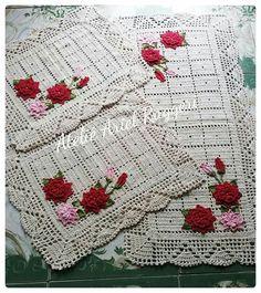 Table Centers, Crochet Doilies, Irene, Bb, Pasta, Blanket, Crochet Carpet, Kitchen Playsets, Wedding Freebies