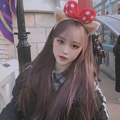 또 가 고 싶 다 ‼️‼️ Korean Girl Photo, Cute Korean Girl, Cute Asian Girls, Cute Girls, Ulzzang Korean Girl, Uzzlang Girl, Korean Women, Aesthetic Girl, Pretty Face