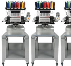 EMT16 PLUS Commercial Embroidery Machine | Melco