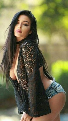 Casual Dress Outfits, Sexy Outfits, Fashion Outfits, Fashion Clothes, Fashion Fashion, Winter Fashion, Millenial Fashion, Beautiful Lingerie, Sexy Hot Girls