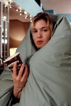 Bridget Jones's Diary: I am enjoying a relationship with two men simultaneously. One is called Ben and the other Jerry