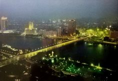 Cairo - Cairo at Night