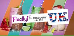 Shakeology is NOW in the UK! - ThankFit
