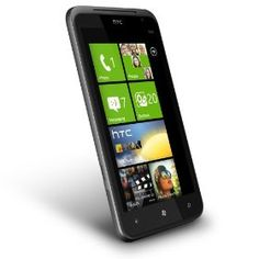 HTC Titan Unlocked Smartphone with Windows Phone OS 8 MP Camera, 16 GB Internal Storage, Touchscreen, Wi-Fi, GPS--No Warranty (Carbon Gray) - Click pics for price Top Smartphones, Unlocked Smartphones, Unlocked Phones, Phone Accesories, Cell Phone Accessories, Amazon Fire Phone, Latest Mobile Phones, Cell Phone Reviews, Windows Phone