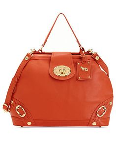 Emma Fox Handbags, Classics Frame Satchel - Handbags & Accessories - Macy's---if it says my name, i need it