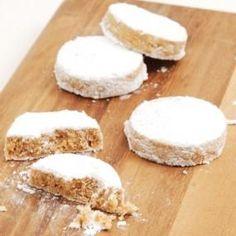 ポルボロン | レシピ| お菓子作り・パン作りの材料と道具の専門店 | cuocaクオカ