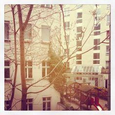 Berlin- inner corner