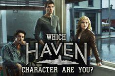 Haven - Personality Quiz