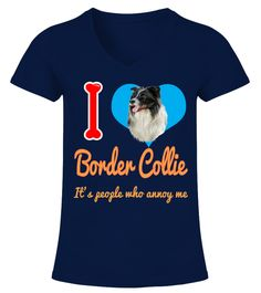 """# I'm In Love With Border Collie .  HOW TO ORDER:1. Select the style and color you want2. Click """"Buy it now""""3. Select size and quantity4. Enter shipping and billing information5. Done! Simple as that!TIPS: Buy 2 or more to save shipping cost!This is printable if you purchase only one piece. so don't worry, you will get yours.Guaranteed safe and secure checkout via: Paypal 