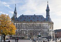 Aachen Cathedral, Museum, Architecture, City, Building, Travel, Ideas, Arquitetura, Viajes