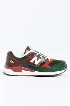 hot sale online 6f0ca 15870 New Balance 530 Woods Collection Sneaker