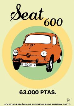 Seat 600 - 1957.