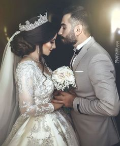 lovely bride and groom | Ball gowns wedding, Princess wedding dresses, Bride