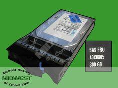 300GB-SAS-IBM-FRU-43X0805-With-Caddy-Tested