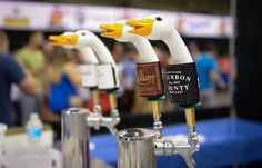 Sarasota Beer Fest featured 80 different brews, food samples from local restaurants and live music.