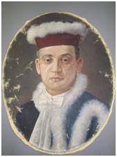 ARGEMIRO ORLANDO LIMA, 1953. Óleo sobre tela, 58 x 47 cm. Autora: Antonieta Santos Feio.