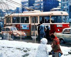 1970'lerin Aksaray'ından bir kış günü...