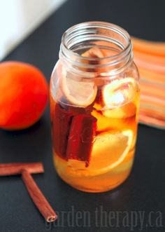 Orange Cinnamon Cleaner recipe