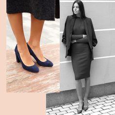 Абсолютный хит сезона – лодочки в замшевой вариации с модным устойчивым каблуком⭐ Они преобразят даже повседневный образ, добавив женственности и элегантности 💃 Арт:IS75-097673 #shoes #Осень #newcollection #fw17#shopping #обувьреспект #шоппинг #обувь