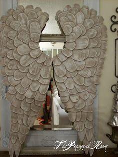 The Pineapple Room: Angel Wings