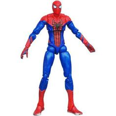 Ultra-Poseable Spider-Man Action Figure