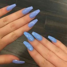 Nail design: Best Acrylic Nails for 2018 – 54 Trending Acrylic Nail DesignsMost Popular Ways To Light Blue Acrylic Nails Coffin Long 2250 Awesome Coffin Nail Designs You'll Flip For Baby Blues Sweet Pastel Blue Long NailsCoffin acrylic nails are Long Acrylic Nails, Long Nails, Coffin Acrylics, Blue Coffin Nails, Short Nails, Shapes Of Acrylic Nails, Acrylic Nails For Summer Coffin, Acrylic Nail Designs For Summer, Coffin Shape Nails