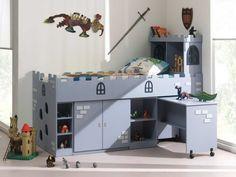 Fotos de camas originales para niños | Ideas para decorar, diseñar y mejorar tu casa.