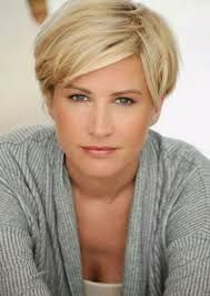 Image result for short hairstyles for over 40