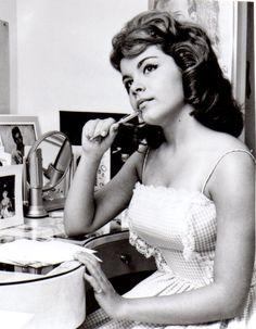 Annette Funicello...