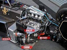 Renault V6 1500cc
