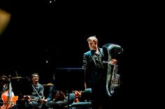Italian Brass week 2015 Closing concert  Steve Rosse with the Cameristi del Maggio