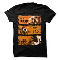 The good, the bad and the canon photographer T Shirt, Hoodie, Sweatshirt