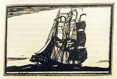Sail John Masefield, Sailing, Witch, Folk, Art, Candle, Art Background, Kunst, Witches