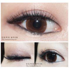 www.piccassobeauty.net  EyeMe Eyelashes Professional Korean Eyelashes and Brushes Korean Makeup