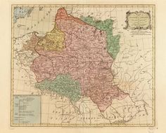 Map of the Kingdom of Poland : and the Grand Dutchy of Lithuania | Library of Congress