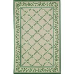 Safavieh Chelsea Alecia Hand Hooked Wool Area Rug, White