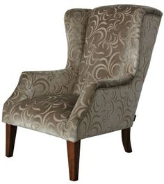 Sullivan Chair - Fabric / Colour: Ellison Sable - Chairs