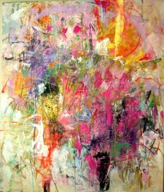 joan mitchell paintings - Buscar con Google