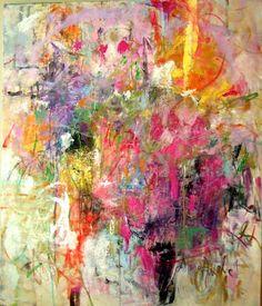 Resultado de imagen de joan mitchell paintings