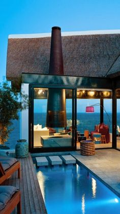 Incredible Pictures: Beach House in South Africa