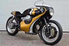 MOTO GUZZI 950 RACER - RocketGarage - Cafe Racer Magazine
