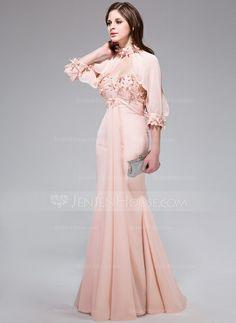 Prom+Dresses+-+$149.99+-+Mermaid+Sweetheart+Floor-Length+Chiffon+Prom+Dress+With+Ruffle+Lace+Flower(s)+(007040798)+http://jenjenhouse.com/mermaid-sweetheart-floor-length-chiffon-prom-dress-with-ruffle-lace-flower(s)-007040798-g40798?la=email_newsletter_20140214_en_en&utm_source=NewsLetter&utm_campaign=NewsLetter_20140214_en_en