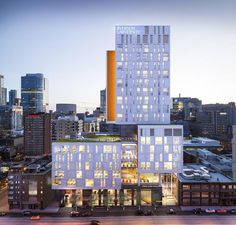 perkins will residential tower - Google Search