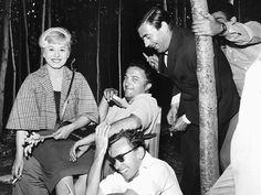 Behind the scenes of Federico Fellini's Nights of Cabiria.